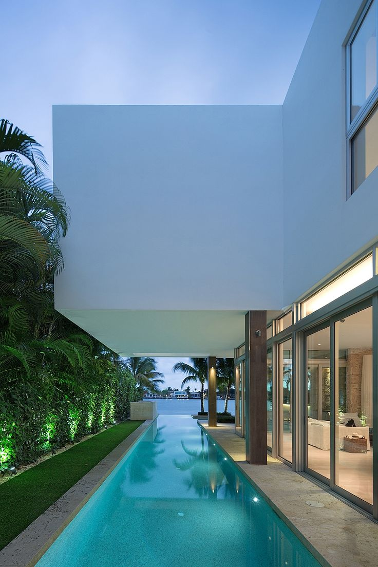 Best Homes Images On Pinterest - Contemporary purity and simplicity pool villa by jm architecture italy