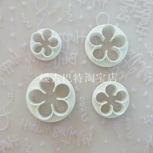 Просвещенный искусство / глины инструменты / алыча пластик резки умирают - Taobao