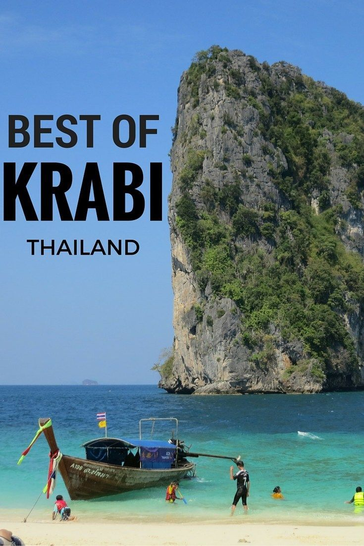 What to do in Krabi, Thailand - including where to stay, where to tour, and more.