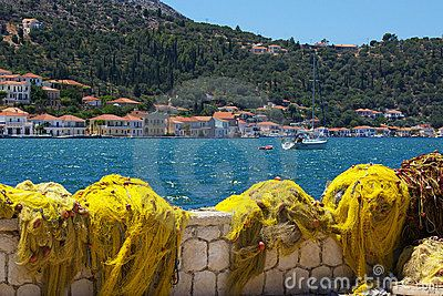 Vathy village, Ithaki island ~ Greece