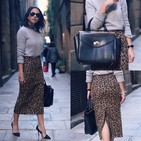 1000  images about midi skirt on Pinterest | Midi pencil skirts ...