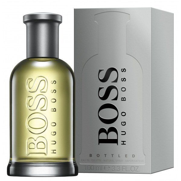 HUGO BOSS BOTTLED 100 ML  Hugo Boss Bottled es un perfume amaderado, clásico y característico de la firma Hugo Boss.