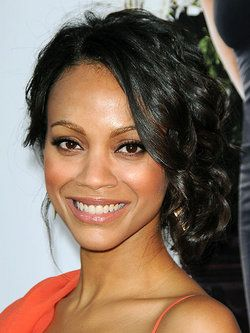 Admirable 1000 Images About Hairstyles On Pinterest Zoe Saldana Updo And Hairstyle Inspiration Daily Dogsangcom