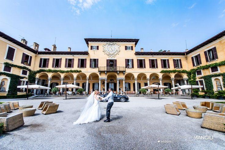 Location per matrimoni Villa Orsini Colonna Villa