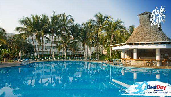 Ocean Breeze Acapulco es un hotel con una amplia gama de instalaciones para el entretenimiento y con 112 habitaciones. Se encuentra ubicado en Punta Diamante, en la zona hotelera de #Acapulco y a sólo pasos del centro comercial La Isla. Ofrece un ambiente informal con actividades para todas las edades y acceso al campo de golf profesional y al Spa Brio del Mayan Palace Acapulco con tarifas preferenciales. #OjalaEstuvierasAqui