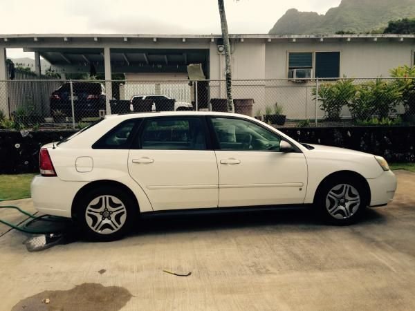 2006 Chevy Malibu for sale near Hickam AFB, Hawaii                  MilClick.com - Military Lemon Lot - Buy or sell used cars, motorcycles, jeeps, RV campers, ATV, trucks, boats or any other military vehicle online.  100% FREE TO LIST YOUR VEHICLE!!!