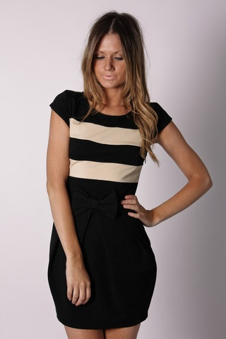cute stripe dress