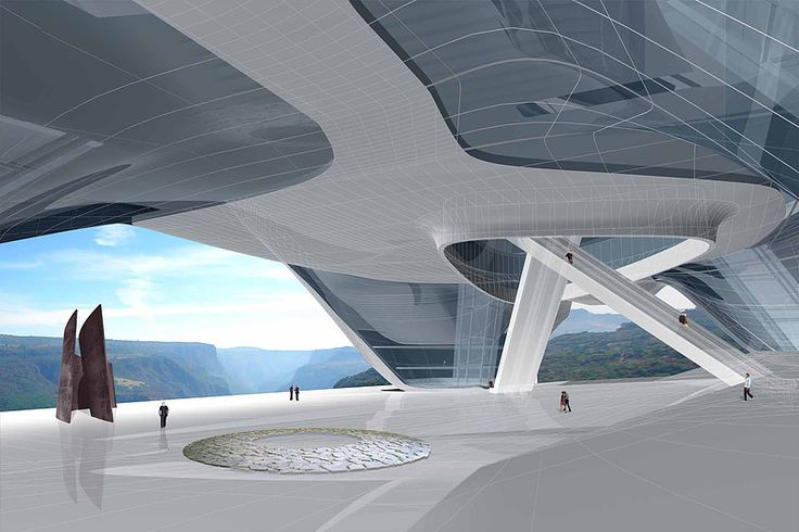 asymptote architecture | Guadalajara slideshow