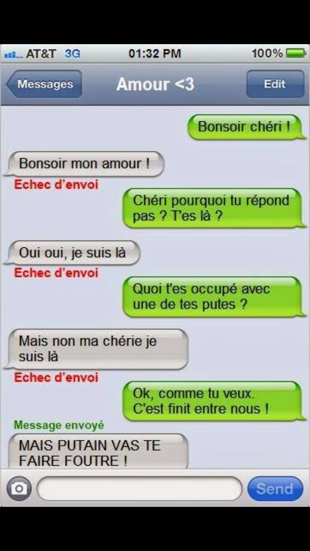 Message humour site de rencontre