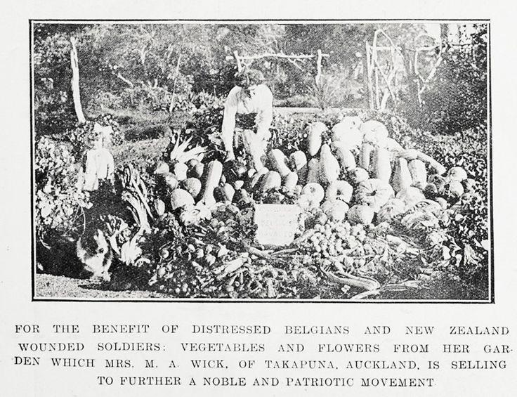 Mary Wick | NZHistory, New Zealand history online