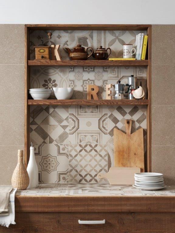 Cementine by #Ceramiche #Keope #MadeInItaly #HomeRapsody #PorcelainStoneware #Pattern - #Decoration #Ceramique #Mosaique