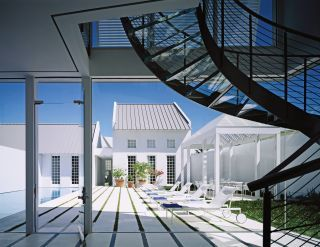 Pool by Thérèse Baron Gurney and Jacobsen Architecture in Windsor, Florida. http://on.fb.me/P3LEwF