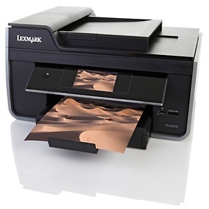 Lexmark Wireless Photo, Printer, Copy, Scan & Fax w/ Mobile Print from any Tablet or Cell Phone at HSN.com.