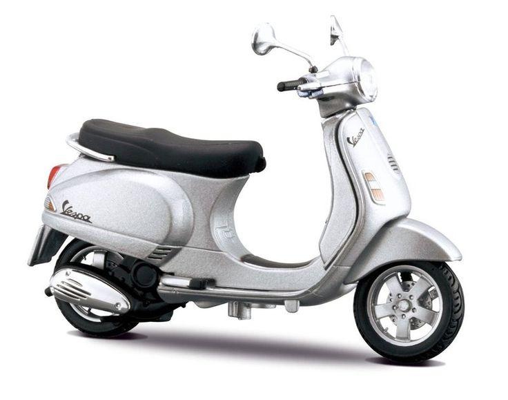 Miniatura Vespa LX - 2005 - Machine Cult - Kustom Shop | A loja das camisetas de carro e moto
