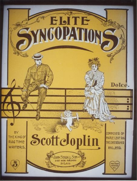 Image result for scott joplin show poster