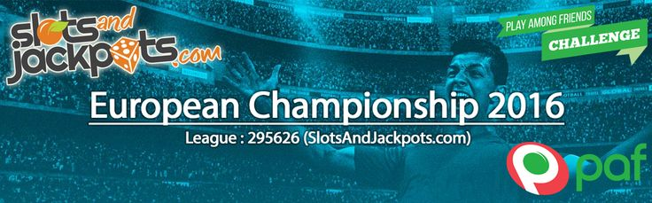 Challenge us in UEFA Euro 2016 Predictor Challenge! http://www.slotsandjackpots.com/en/news/paf-predictor-challenge-uefa-euro-2016/ #UEFA #Euro2016 #Football #challenge #casino #raffle #free #paf #betting #bet #sports