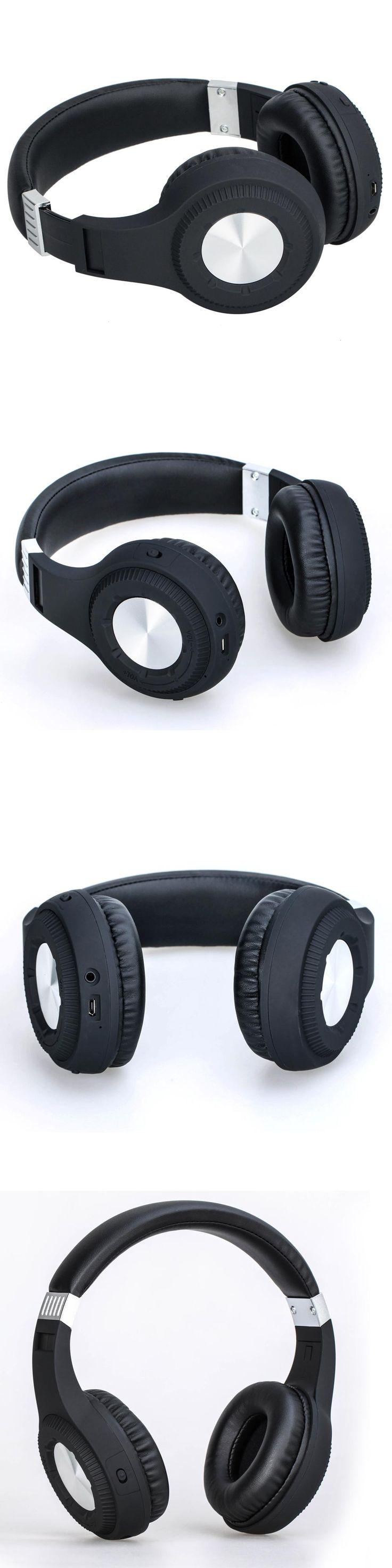 Headset Headphones Best Bluetooth Version 4.1 Wireless Headset Stereo Earphones With Microphone  Built-in Mic Handsfree Calls