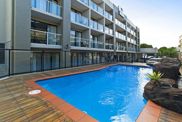 Riverside Hotel Brisbane Pool