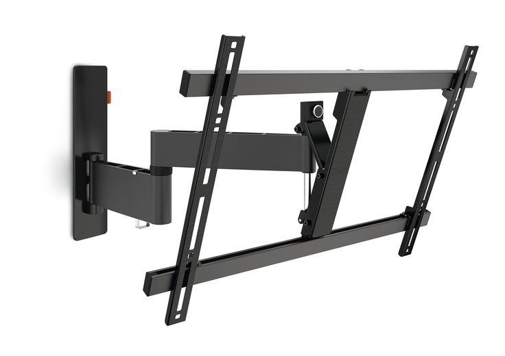 WALL 2345 - Full-Motion TV Wall Mount (black)
