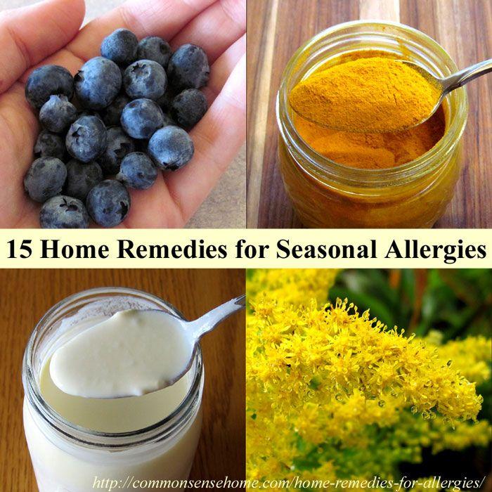 Huismiddeltjes VOOR seizoensgebonden allergieën en Hooikoorts. VOEL JE Snel Beter ontmoette this eenvoudige Natuurlijke Verlichting van de aller ...