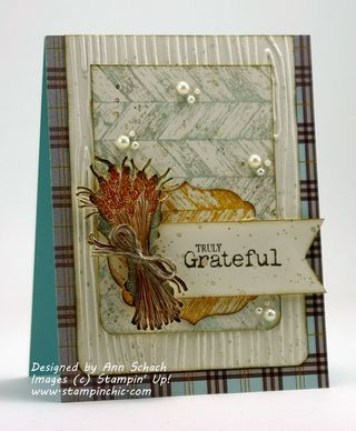 1000 images about su truly grateful on pinterest stampin up burlap