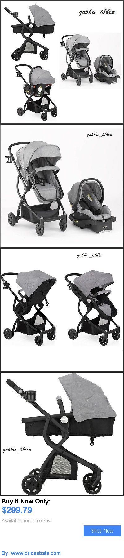 baby And kid stuff: Baby Stroller Car Seat 3In1 Travel System Infant Carriage Buggy Bassinet New BUY IT NOW ONLY: $299.79 #priceabatebabykidstuff OR #priceabate