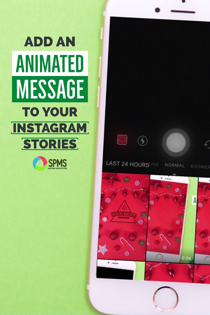 Best apps to add animated text to instagram stories text
