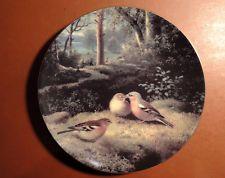 Arabia Finland Birds number 4 design by Von Wright collectible.