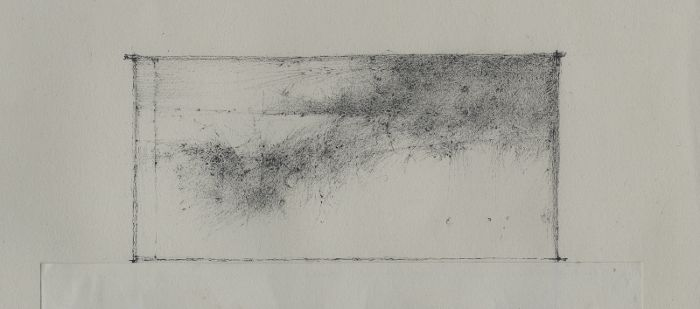 drawing, strathmore paper, pigment liner, Matthew Bliss
