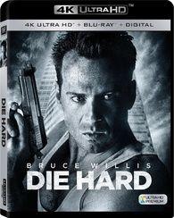 Die Hard 4K (Blu-ray)