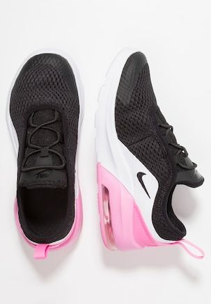 13378bd2c5682 AIR MAX MOTION 2 - Trainers - black metalic silver psychic pink white