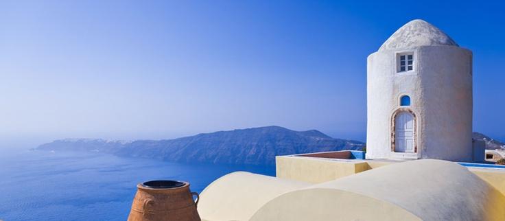 http://www.edeliving.com/villas-greece  Santorini
