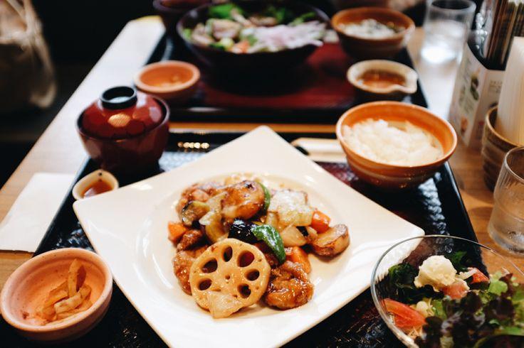 Ootoya food chain in Tokyo