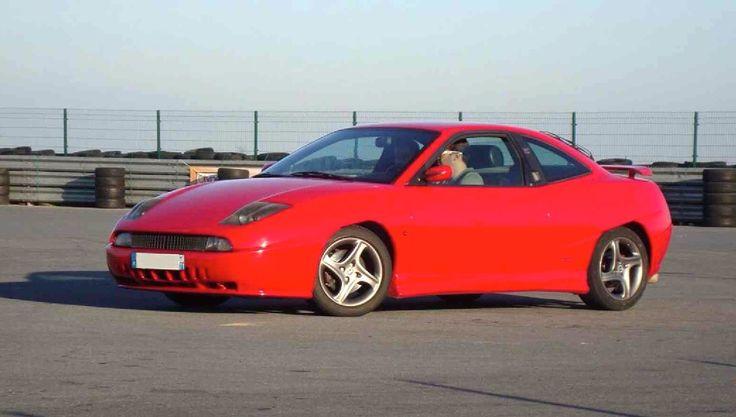 La magnifique Fiat coupé turbo de Ludovic vous attend à Gagny (93) !