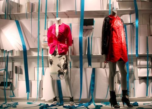 Bergdorf Goodman - 2011  via:modelizing. Less is more.