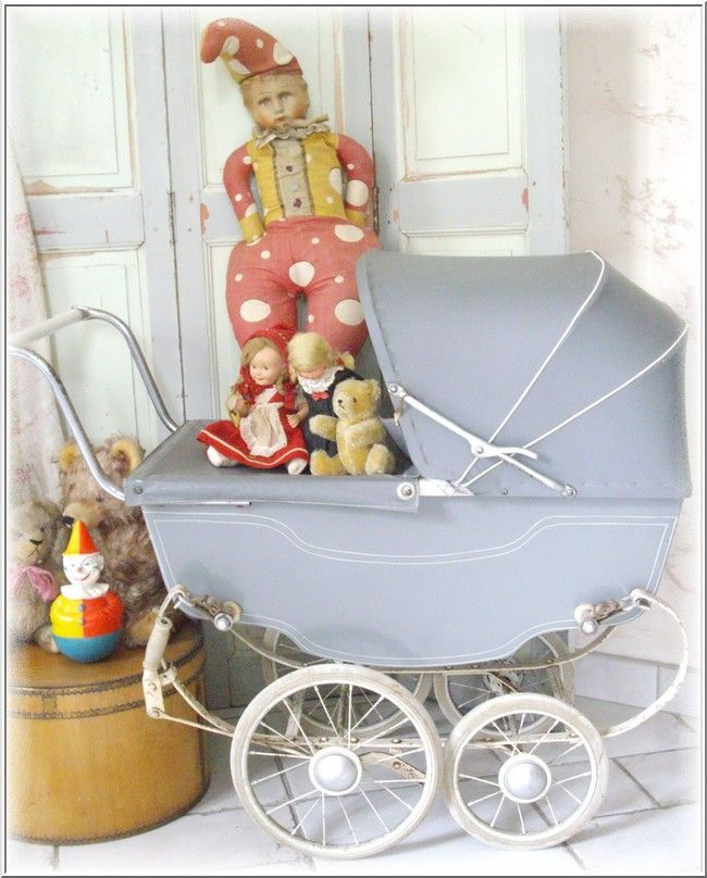 1000 images about poppenwagens on pinterest toys baby carriage and baby p - Ma brocante en ligne ...