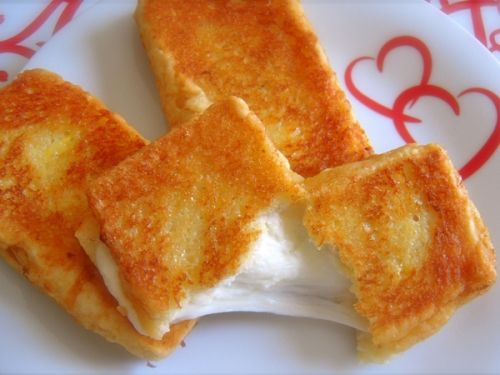 Mozzarella in Carrozza (Italian Recipe)