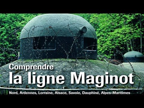 ▶ La ligne Maginot (1920-1960) Seconde Guerre Mondiale - YouTube