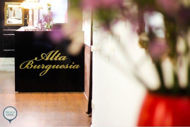 Alta Burguesia – um hambúrguer slow food   Braga Cool Braga-Restaurantes