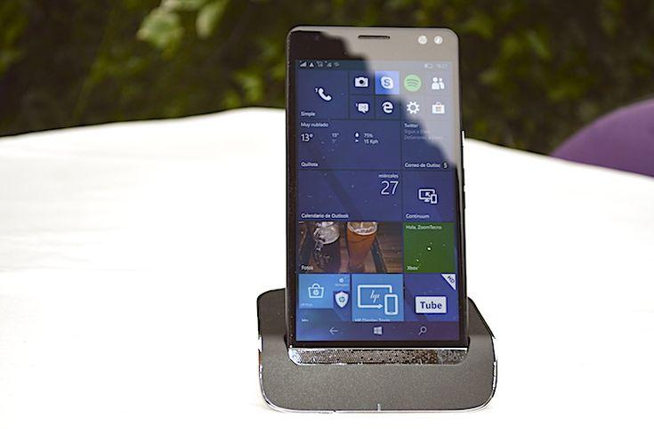 elitex3-15 HP Pro x3: Cuando la productividad avanza en Android