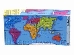 ZooBooKoo kubus: Wereld (7-107 jaar)