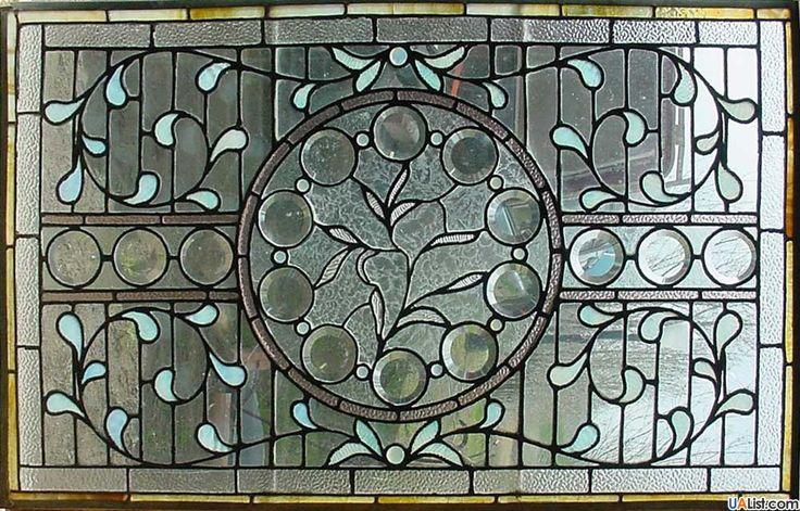 Дизайн оконного стекла, фото № 05