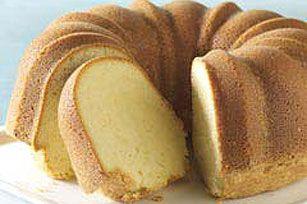 Mildred's Sour Cream Pound Cake recipe