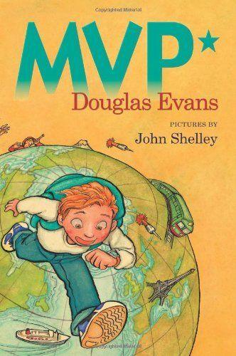 MVP: Magellan Voyage Project by Douglas Evans. 2009 Winner