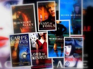 Morganville Vampires series by Rachel Caine: Cain Books Worth Reading, Books Series, Morganville Vampires, Morganvil Vampires, Gallagher Girls, Teen Books, Vampires Series, Morganvill Vampires, New Books