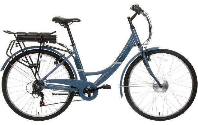 Apollo Metis Womens Electric Hybrid Bike 16 18 Frames