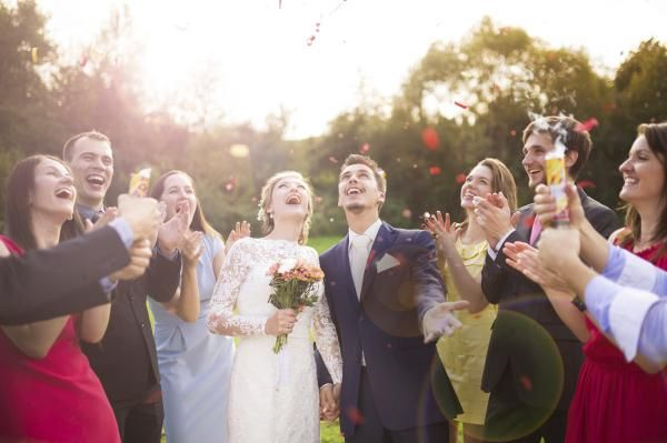How to Dress for a Civil Wedding - Ideas for Guests #dress #wedding #fashion #guests