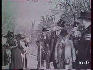 L'expo universelle de 1900 Film de Marc Allegret, montage à partir de tournages des frères Lumières que vous pouvez voir à l'#Expo #Paris #1900 #Villespectacle #Petitpalais