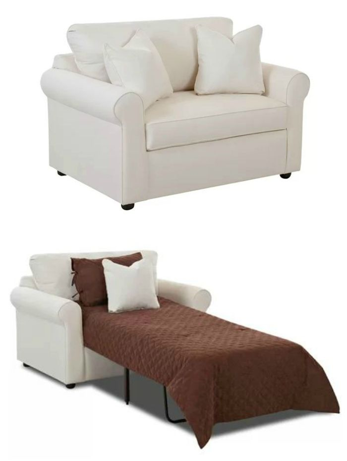 Ten Sleeper Chairs That Turn Any Space Into A Guest Room In A Snap Living Sleeper Chair Guest Room Chairs Chair Bed Chairs that convert to beds