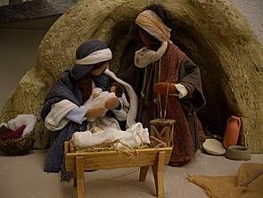 Schwarzenberger biblische Figuren - Kurse bei Annelies Gautschi: Galerie